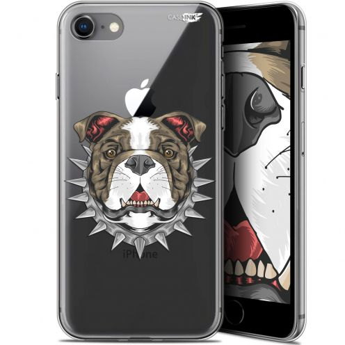 "Carcasa Gel Extra Fina Apple iPhone 7/8 (4.7"") Design Doggy"