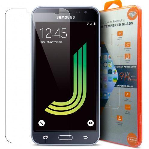 Protección de pantalla de vidrio templado Samsung Galaxy J3 2016 (J320/310) Glass Pro+ 9H Ultra HD 0.33mm