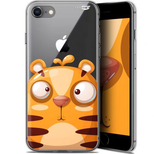 """Carcasa Gel Extra Fina Apple iPhone 7/8 (4.7"""") Design Cartoon Tiger"""