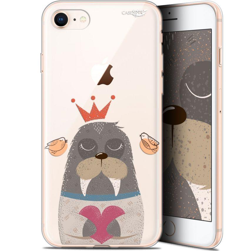 "Carcasa Gel Extra Fina Apple iPhone 7/8 (4.7"") Design Sketchy Walrus"