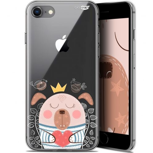 "Carcasa Gel Extra Fina Apple iPhone 7/8 (4.7"") Design Sketchy Dog"
