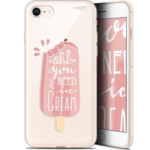 "Carcasa Gel Extra Fina Apple iPhone 7/8 (4.7"") Design Ice Cream"