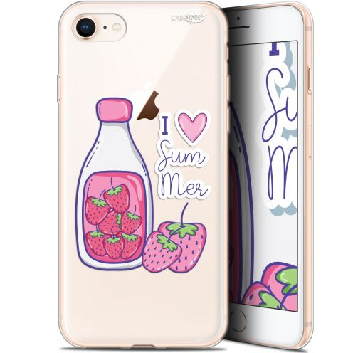 "Carcasa Gel Extra Fina Apple iPhone 7/8 (4.7"") Design Milky Summer"