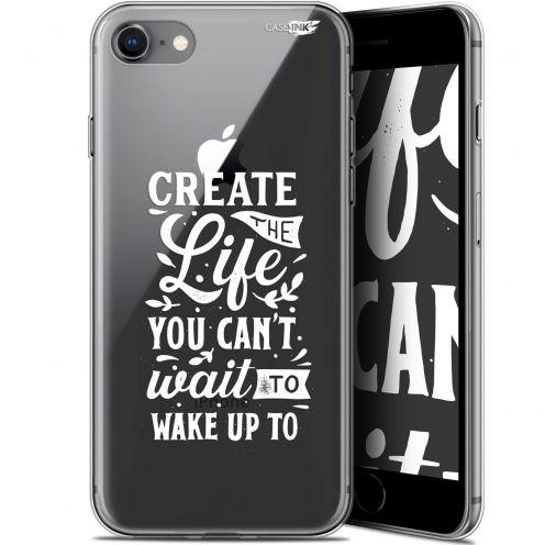 """Carcasa Gel Extra Fina Apple iPhone 7/8 (4.7"""") Design Wake Up Your Life"""