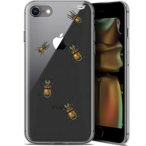 """Carcasa Gel Extra Fina Apple iPhone 7/8 (4.7"""") Design Petits Scarabés"""