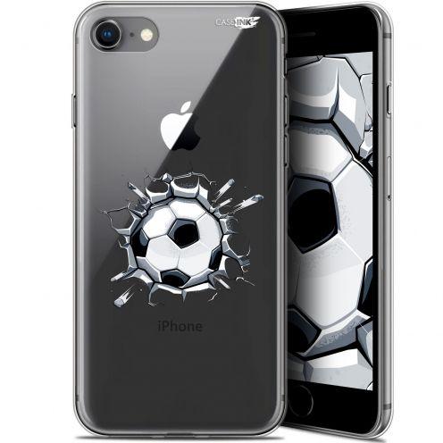 "Carcasa Gel Extra Fina Apple iPhone 7/8 (4.7"") Design Le Balon de Foot"