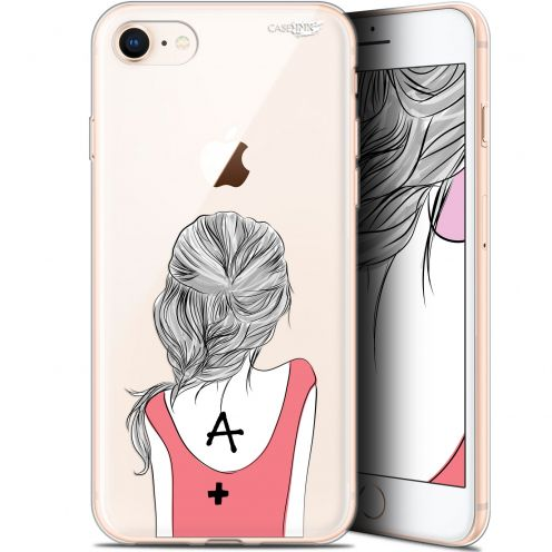 "Carcasa Gel Extra Fina Apple iPhone 7/8 (4.7"") Design See You"