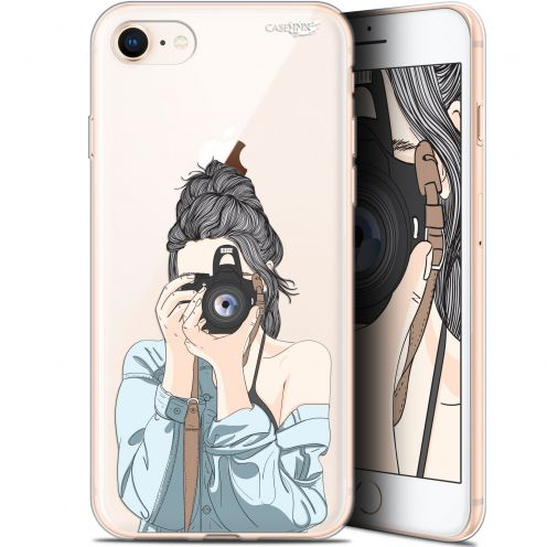 "Carcasa Gel Extra Fina Apple iPhone 7/8 (4.7"") Design La Photographe"
