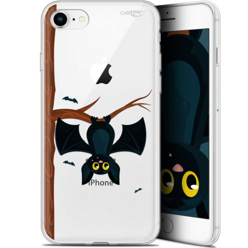 "Carcasa Gel Extra Fina Apple iPhone 7/8 (4.7"") Design Petite Chauve Souris"