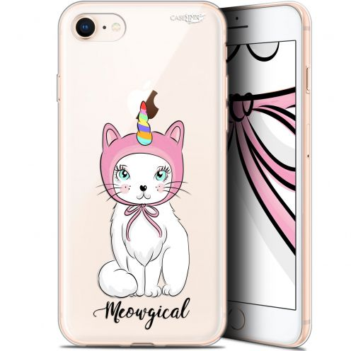 "Carcasa Gel Extra Fina Apple iPhone 7/8 (4.7"") Design Ce Chat Est MEOUgical"