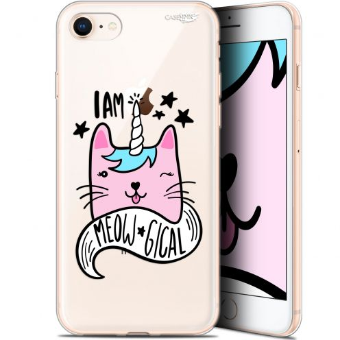 "Carcasa Gel Extra Fina Apple iPhone 7/8 (4.7"") Design I Am MEOUgical"