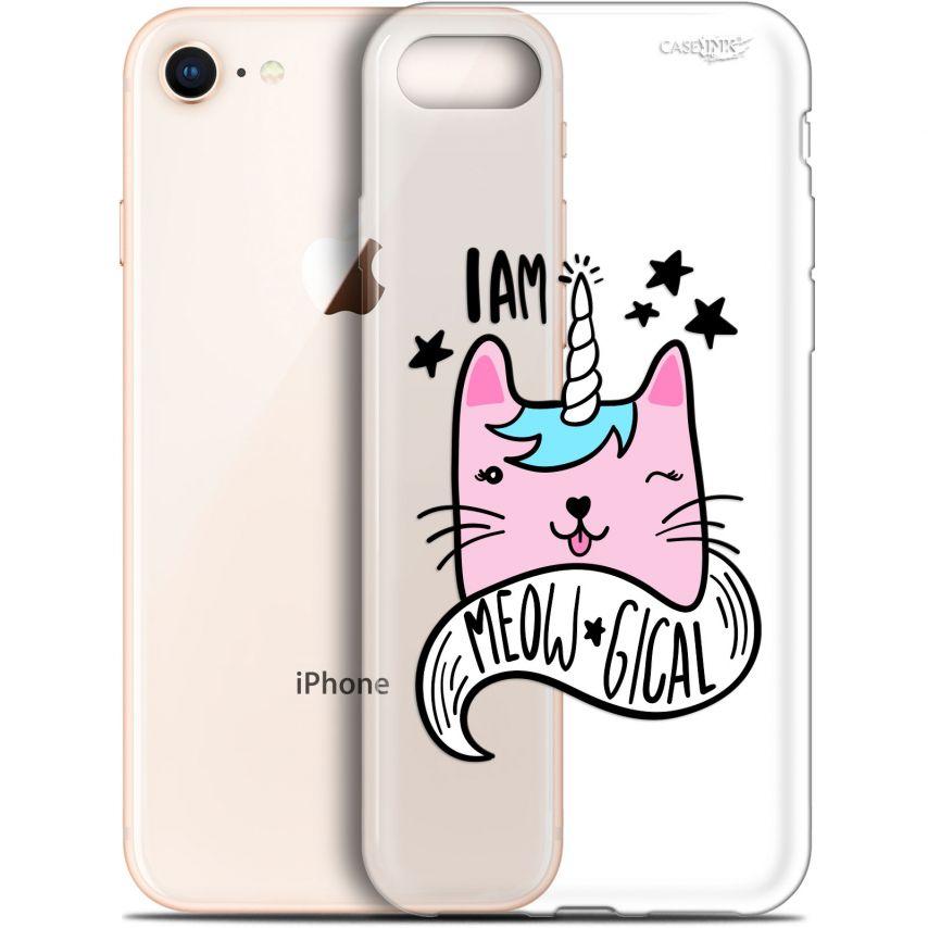 "Carcasa Gel Extra Fina Apple iPhone 7/8 (4.7"") Design I Am MEOUgical"