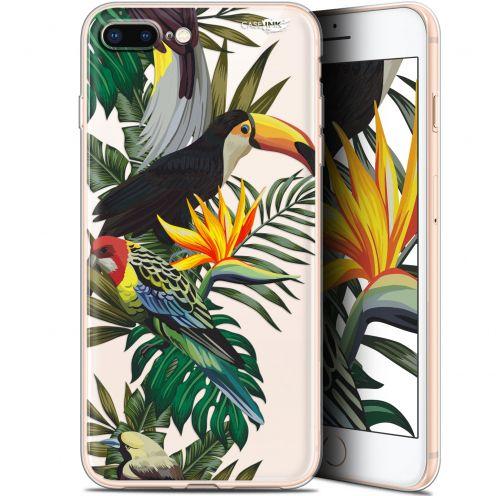"Carcasa Gel Extra Fina Apple iPhone 7/8 Plus (4.7"") Design Toucan Tropical"