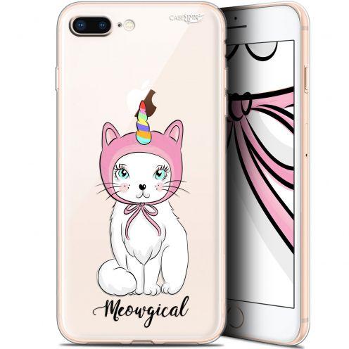 "Carcasa Gel Extra Fina Apple iPhone 7/8 Plus (4.7"") Design Ce Chat Est MEOUgical"