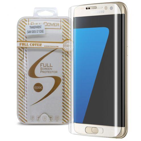 Protección de pantalla de vidrio templado Samsung Galaxy S7 Edge Glass Pro+ 9H Ultra HD 0.33mm