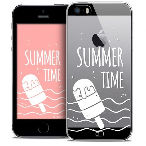 Carcasa Crystal Extra Fina iPhone SE/5/5s Summer Summer Time