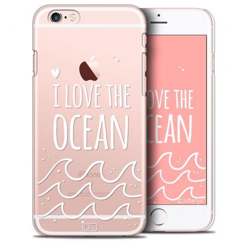 Carcasa Crystal Extra Fina iPhone 6/6s Summer I Love Ocean