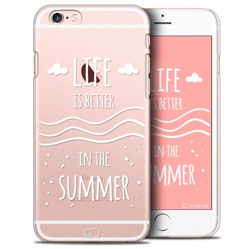 Carcasa Crystal Extra Fina iPhone 6/6s Summer Life's Better