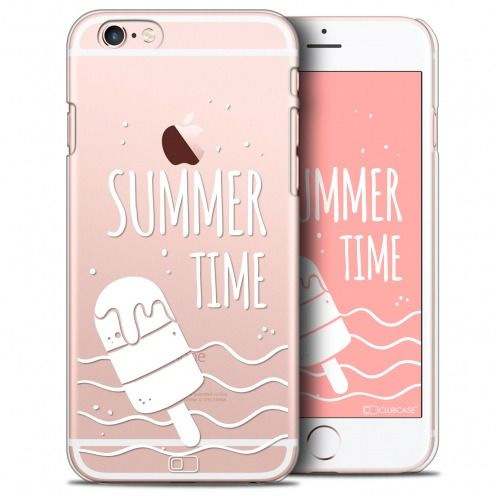 Carcasa Crystal Extra Fina iPhone 6/6s Summer Summer Time