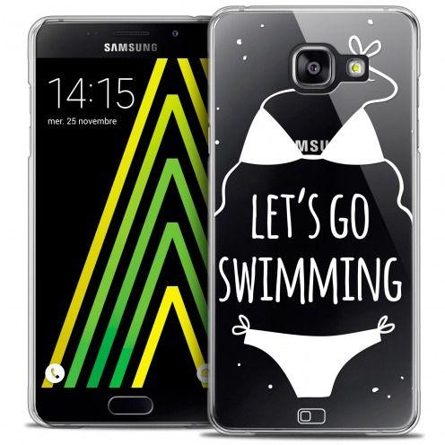 Carcasa Crystal Extra Fina Galaxy A5 2016 (A510) Summer Let's Go Swim