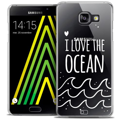 Carcasa Crystal Extra Fina Galaxy A5 2016 (A510) Summer I Love Ocean