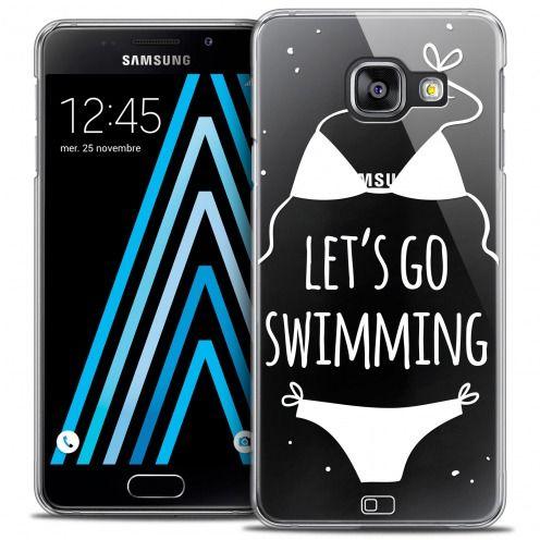 Carcasa Crystal Extra Fina Galaxy A3 2016 (A310) Summer Let's Go Swim