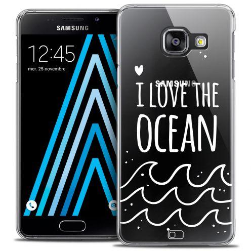Carcasa Crystal Extra Fina Galaxy A3 2016 (A310) Summer I Love Ocean