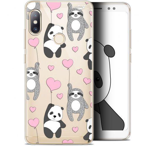 "Carcasa Gel Extra Fina Xiaomi Redmi Note 5 (5.99"") Design Panda'mour"