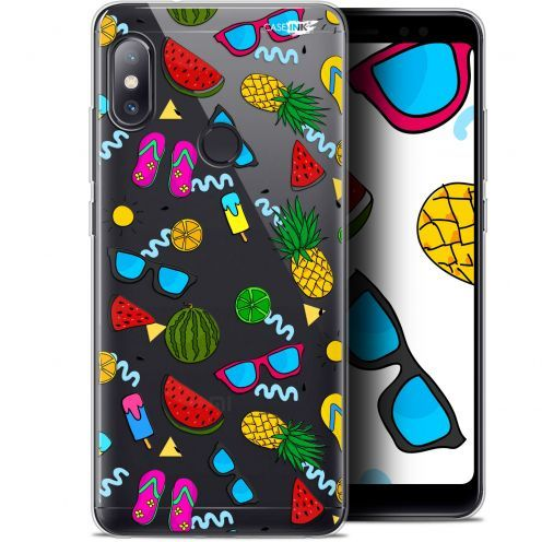 "Carcasa Gel Extra Fina Xiaomi Redmi Note 5 (5.99"") Design Summers"