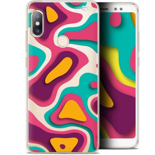 "Carcasa Gel Extra Fina Xiaomi Redmi Note 5 (5.99"") Design Popings"