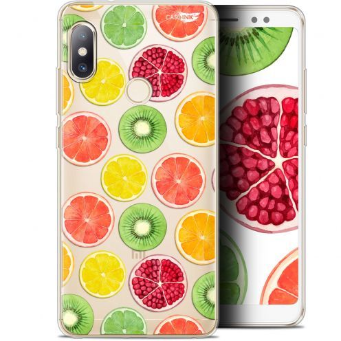 "Carcasa Gel Extra Fina Xiaomi Redmi Note 5 (5.99"") Design Fruity Fresh"