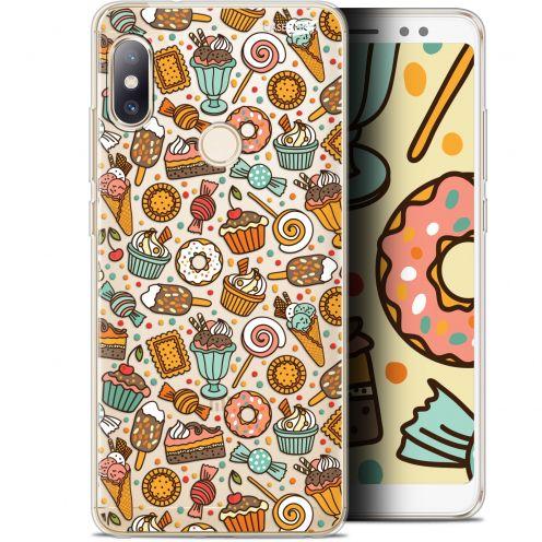 "Carcasa Gel Extra Fina Xiaomi Redmi Note 5 (5.99"") Design Bonbons"