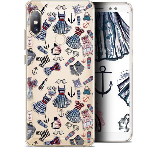 "Carcasa Gel Extra Fina Xiaomi Redmi Note 5 (5.99"") Design Fashionista"