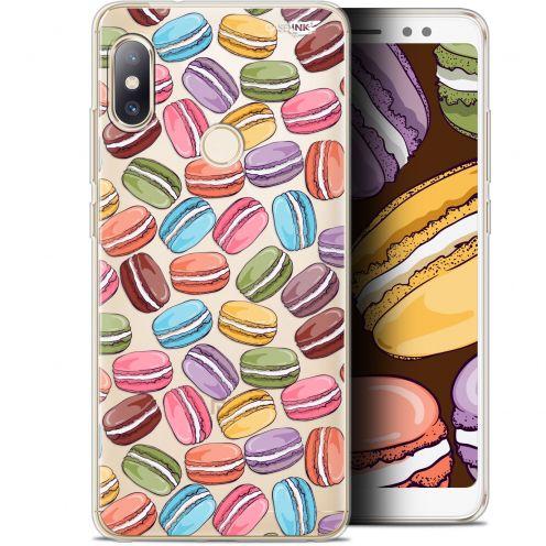 "Carcasa Gel Extra Fina Xiaomi Redmi Note 5 (5.99"") Design Macarons"