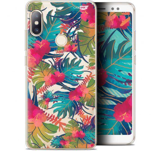 """Carcasa Gel Extra Fina Xiaomi Redmi Note 5 (5.99"""") Design Couleurs des Tropiques"""