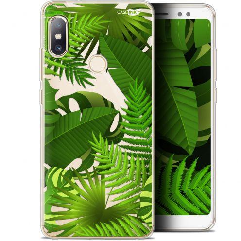 """Carcasa Gel Extra Fina Xiaomi Redmi Note 5 (5.99"""") Design Plantes des Tropiques"""