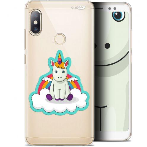 """Carcasa Gel Extra Fina Xiaomi Redmi Note 5 (5.99"""") Design Bébé Licorne"""