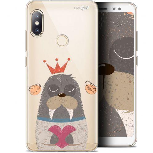 "Carcasa Gel Extra Fina Xiaomi Redmi Note 5 (5.99"") Design Sketchy Walrus"