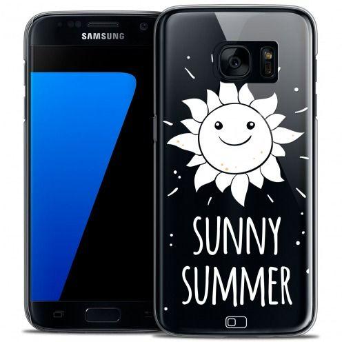 Carcasa Crystal Extra Fina Galaxy S7 Summer Sunny Summer