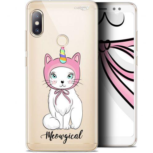 """Carcasa Gel Extra Fina Xiaomi Redmi Note 5 (5.99"""") Design Ce Chat Est MEOUgical"""