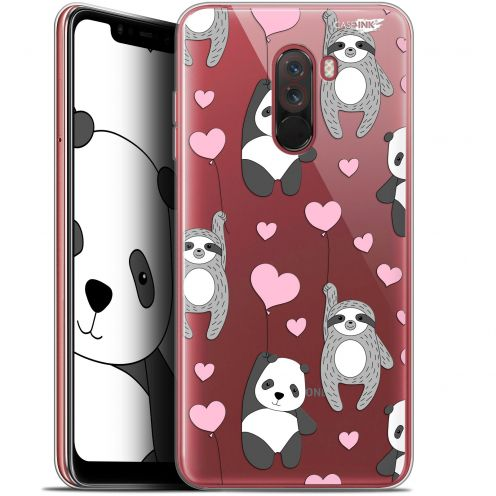 "Carcasa Gel Extra Fina Xiaomi Pocophone F1 (6.18"") Design Panda'mour"