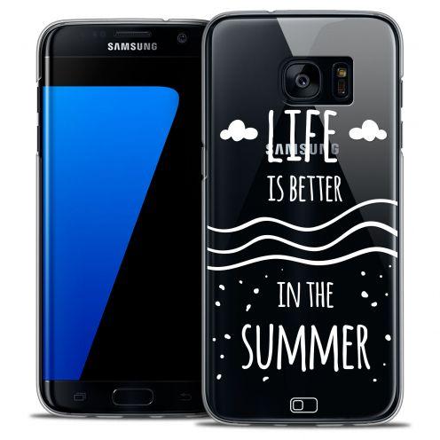 Carcasa Crystal Extra Fina Galaxy S7 Edge Summer Life's Better