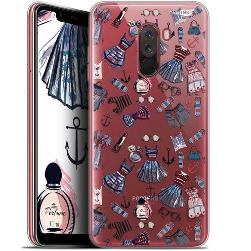 "Carcasa Gel Extra Fina Xiaomi Pocophone F1 (6.18"") Design Fashionista"