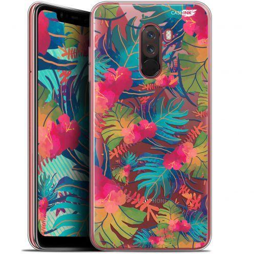 """Carcasa Gel Extra Fina Xiaomi Pocophone F1 (6.18"""") Design Couleurs des Tropiques"""