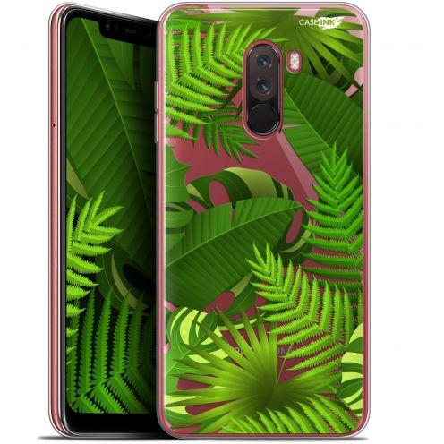 """Carcasa Gel Extra Fina Xiaomi Pocophone F1 (6.18"""") Design Plantes des Tropiques"""