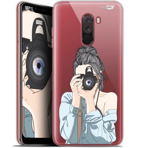"Carcasa Gel Extra Fina Xiaomi Pocophone F1 (6.18"") Design La Photographe"