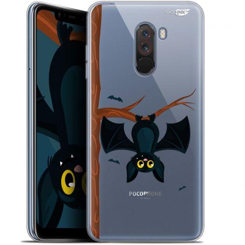 "Carcasa Gel Extra Fina Xiaomi Pocophone F1 (6.18"") Design Petite Chauve Souris"