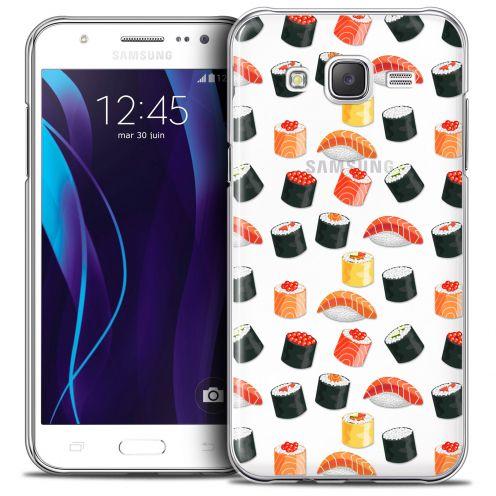 Carcasa Crystal Extra Fina Galaxy J5 (J500) Foodie Sushi
