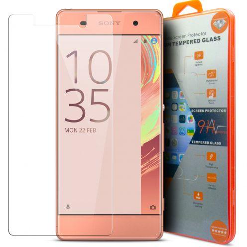 Protección de pantalla de vidrio templado Sony Xperia XA Glass Pro+ 9H Ultra HD 0.33 mm