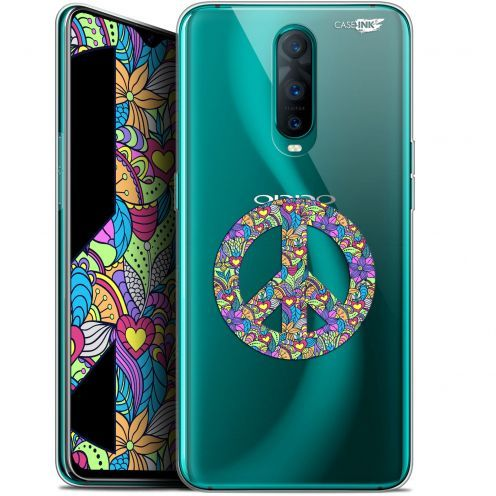 "Carcasa Gel Extra Fina Oppo RX17 Pro (6.4"") Design Peace And Love"